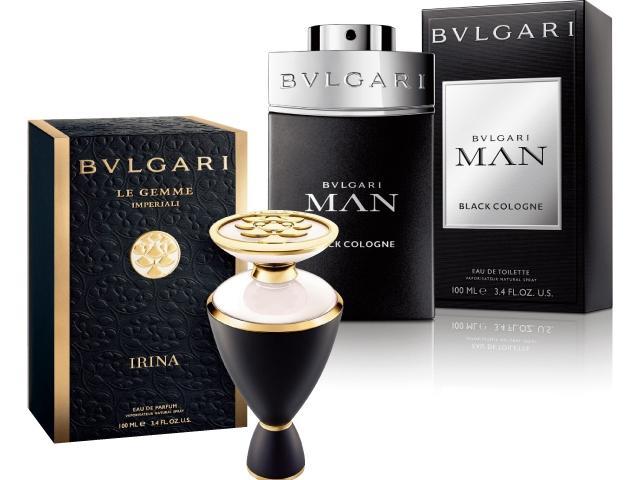 Bulgari Irina秀玉寶石香水、當代冰海男性古龍淡香水