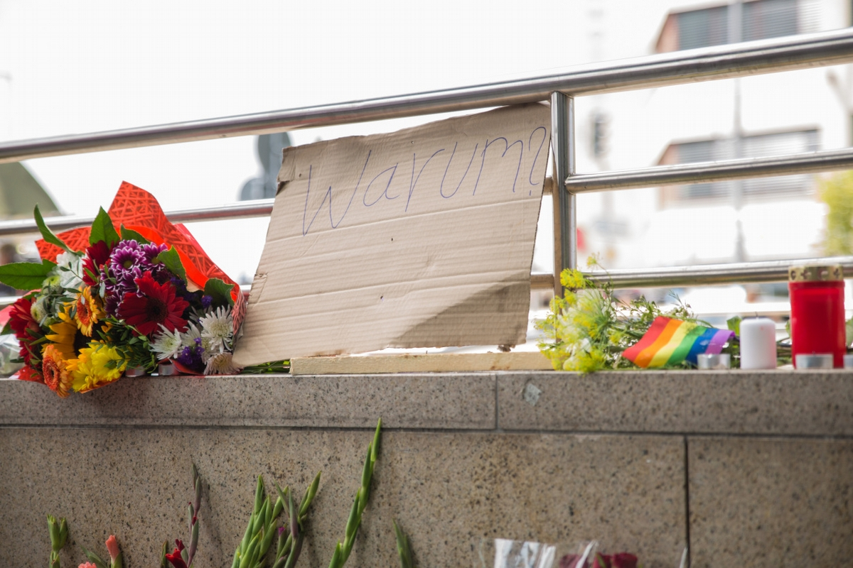 德國慕尼黑槍擊案,18兇嫌策劃長達一年