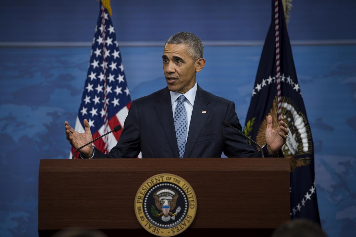 歐巴馬下月訪華出席G20高峰會