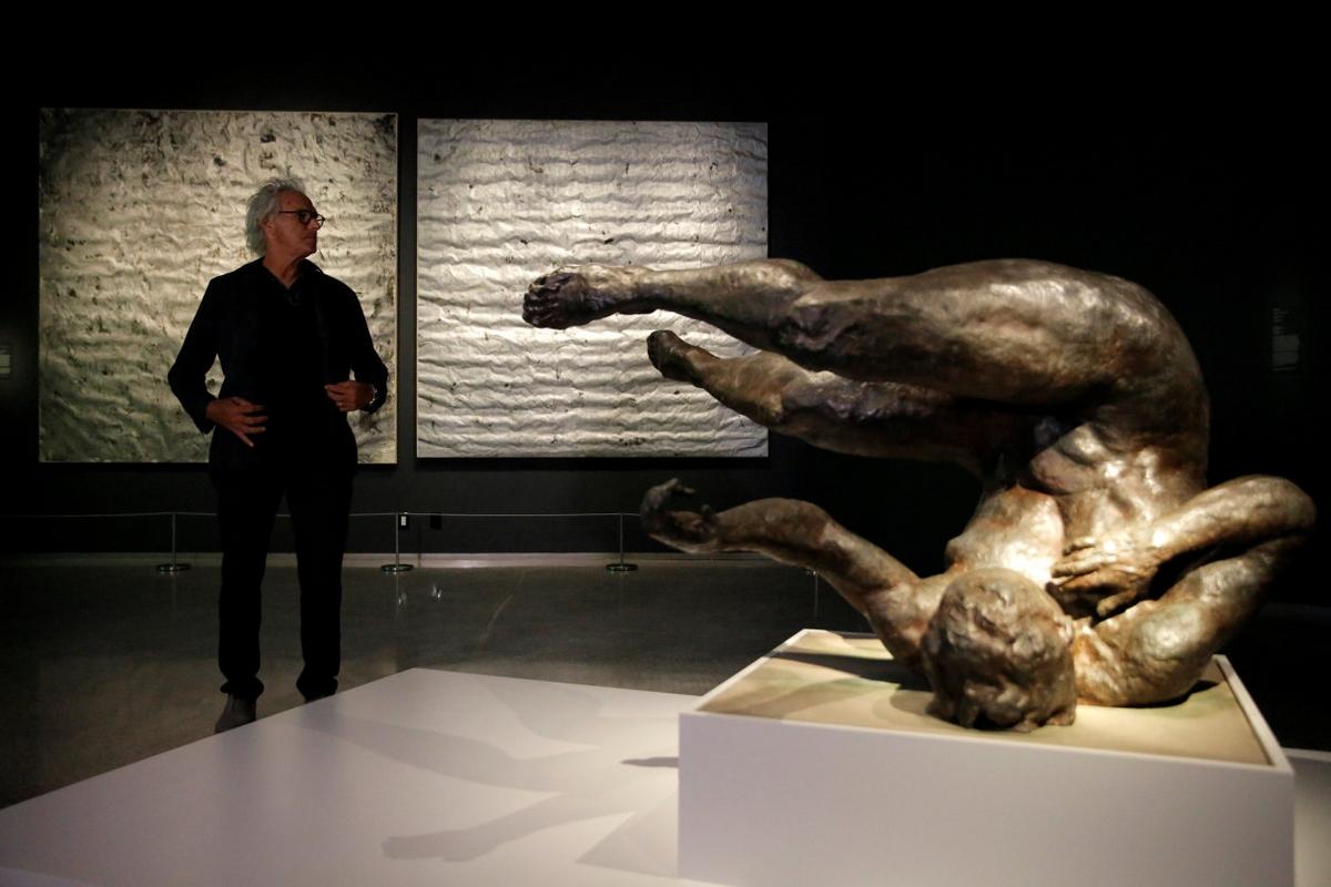 911十五週年回顧展,以藝術呼籲生命之美