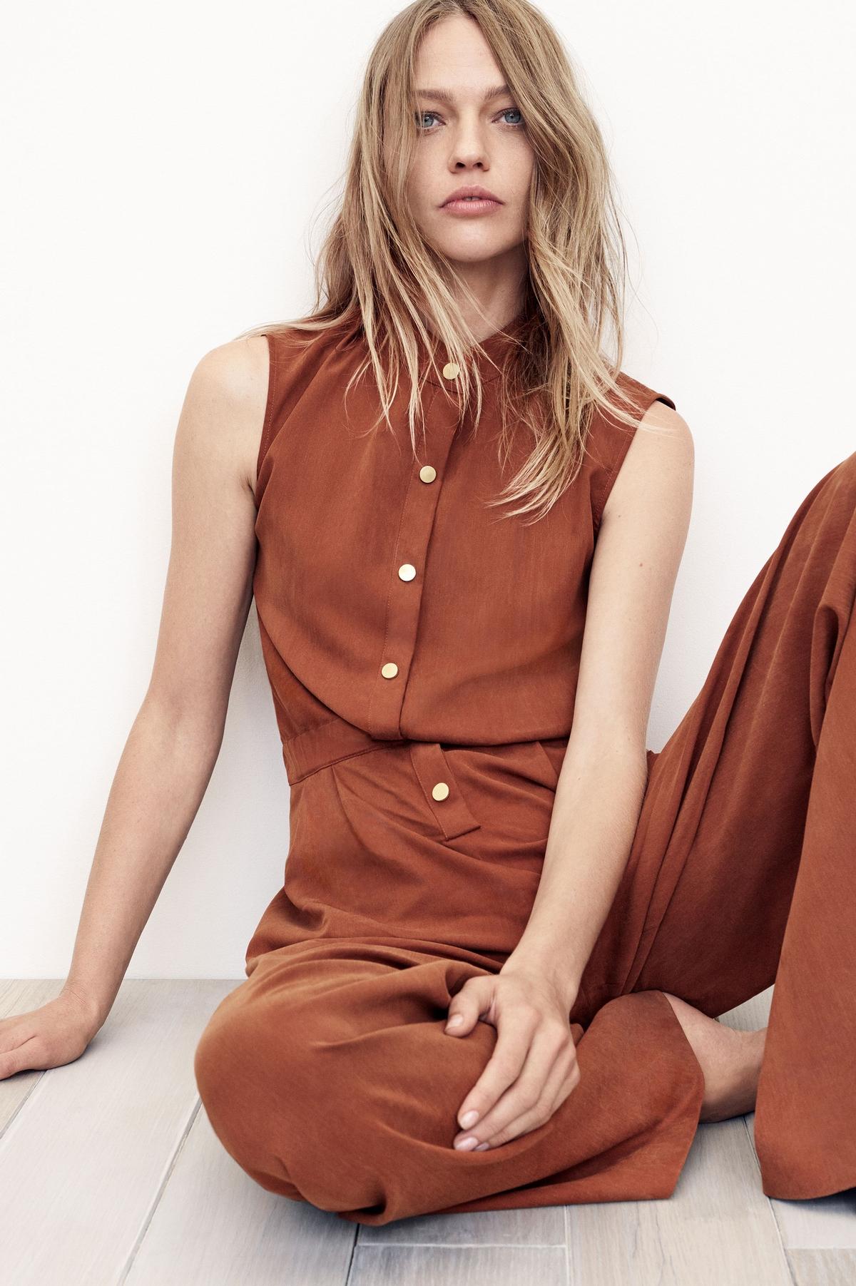 小資女最愛的Zara 推出最新「Join Life」系列,有幾件網上竟然以已斷貨!