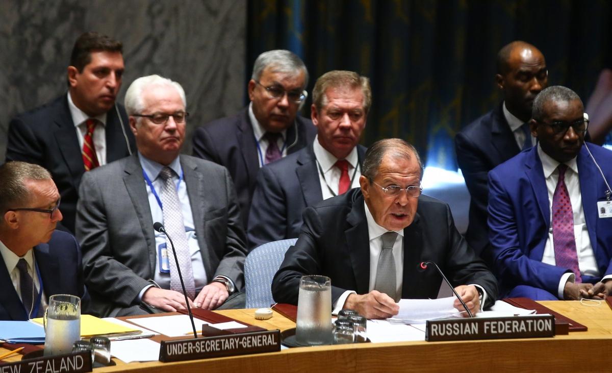 聯大會議討論敘利亞難民問題