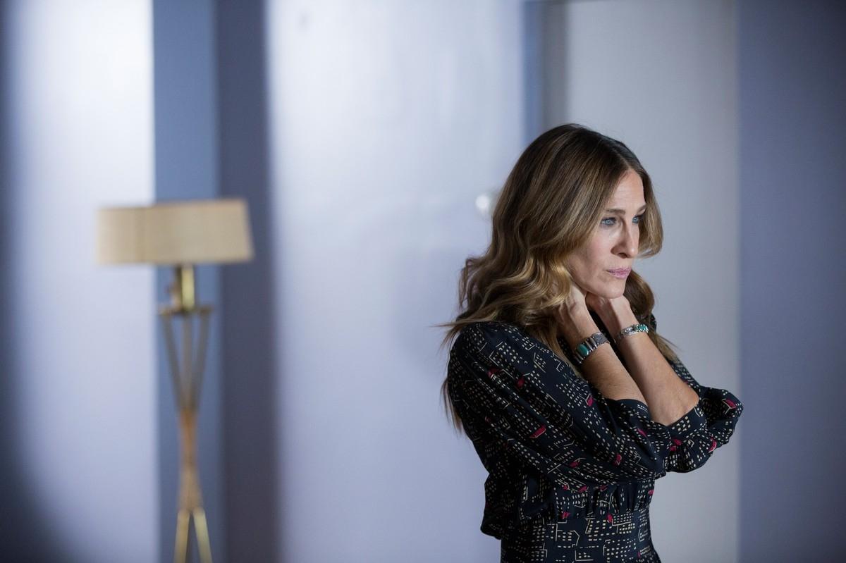 莎拉潔西卡派克重量回歸 執導新劇搞離婚