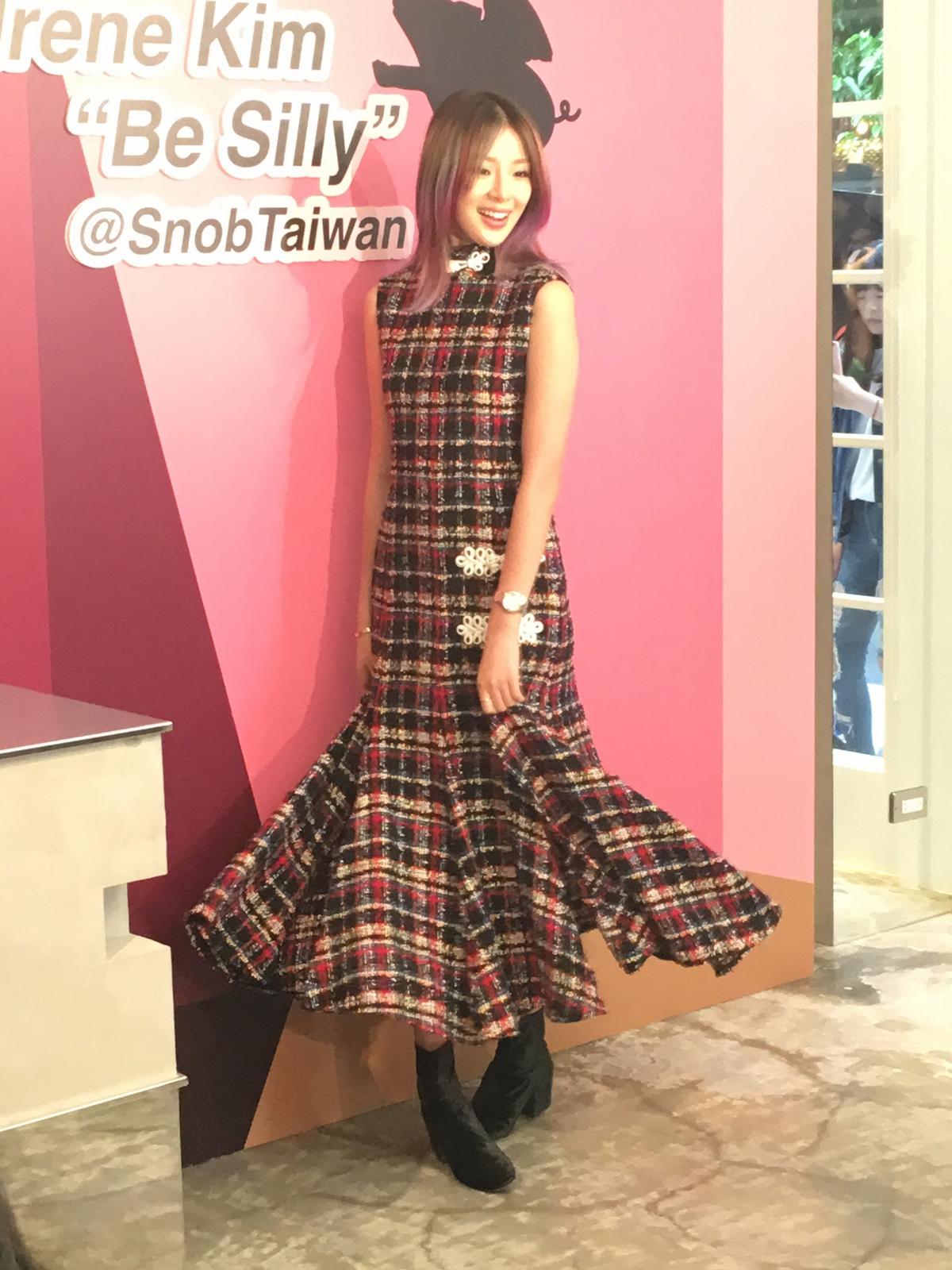 最強韓妞Irene kim首度來台,今年秋冬根的她買這三樣必備單品鐵時髦!