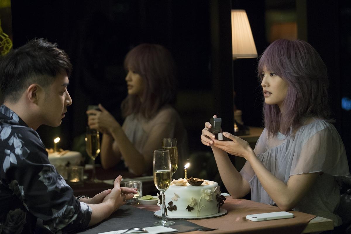 經典螢幕情侶重現 楊丞琳告白3位「前男友」