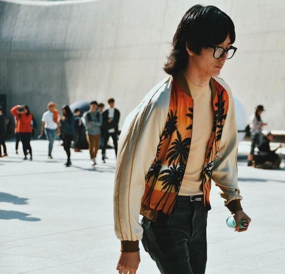 首爾時裝周最美的風景是他們!場外街拍穿出正港韓風