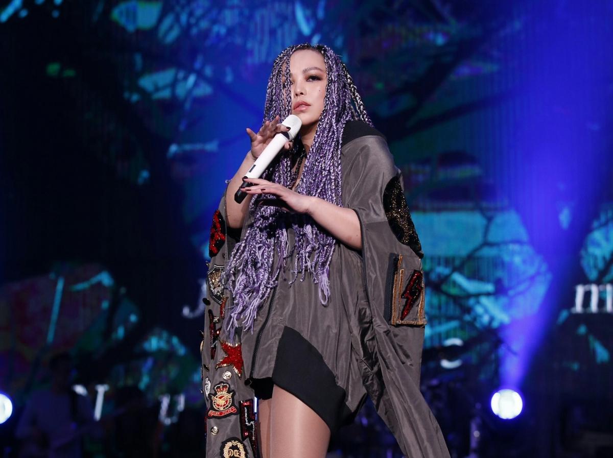 「妹神」張惠妹轉戰南台灣   8月連3周轟高雄巨蛋