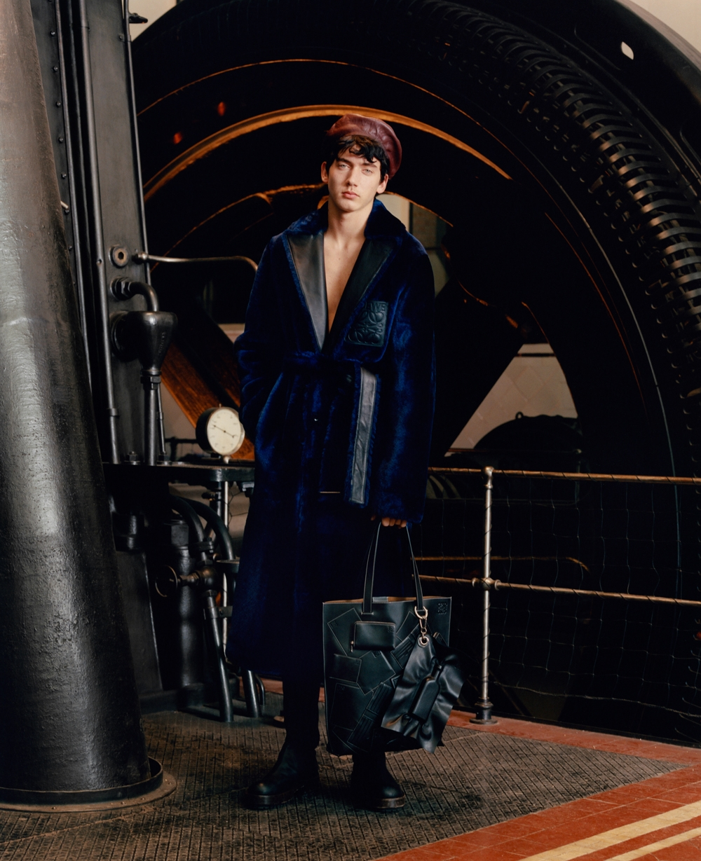 【2017秋冬男裝】LOEWE少年的奇幻漂流