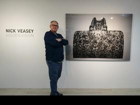 探究事物的內在本質:英國X光藝術家尼克.維西個展《Hidden Vision》