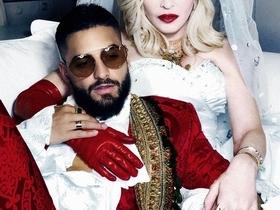 瑪丹娜重磅回歸!化身百變美魔女攜手拉丁鮮肉