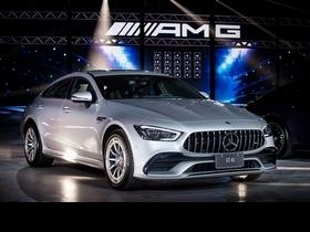 新世代高效代表!賓士AMG GT 4-Door Coupé轎跑車強悍登場