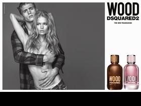 毛絨絨的香水盒也太高級!「 DSQUARED2 WOOD天性男女淡香水」是今夏最有默契的香水!