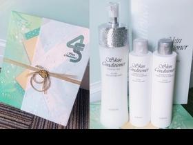 還能一次擁有健康化妝水的洗髮精和護髮乳!ALBION 健康化妝水推出45周年禮盒限量上市!