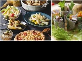 蔬食者必吃!「果然匯」以竹筍打造新創意蔬食料理,今夏最解暑