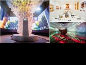 干邑白蘭地配台式零食最正點!「解碼軒尼詩」互動體驗展,巨型葡萄、風格品酒課,6大展區帶你認識世界級名酒