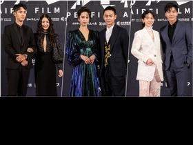 林依晨、陳庭妮、曾之喬開大絕登台北電影節!露腿、露酥胸火辣無極限