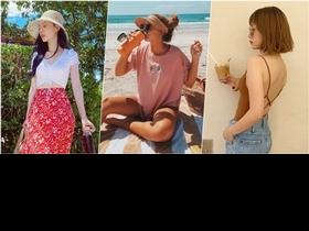 誰說去海邊只有比基尼可選?五種微辣穿搭推薦,有點性感也一樣迷人不NG
