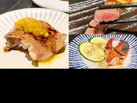日本和牛、龍蝦、海膽通通有!「犇和牛館」料理長無菜單套餐太美味,12道私房料理兩千內就吃得到~