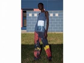 SPORTMAX ╳ 攝影大師Franco Fontana    服裝上的虛實風景