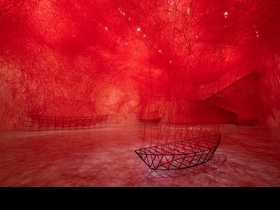 2021北美館年度必看大展推薦!日本藝術家《塩田千春:顫動的靈魂》集25年大成、超過100件創作,邀藝術迷細細品味
