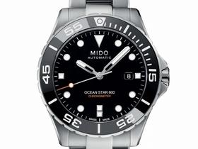 線上直播見男神!金秀賢出席MIDO海洋之星深潛600米新品發表