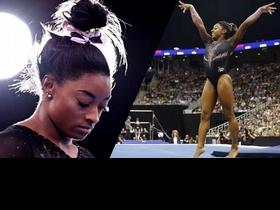 東奧半途而廢批罵名!美國體操天后拜爾絲退賽,憂心自白「我要把心理健康擺在第一位」