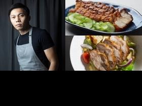 IG人氣料理家李鴻賓夏日豬肉食譜公開!酥炸豬五花、燒肉優格沙拉2道必吃推薦,簡單煮就美味健康