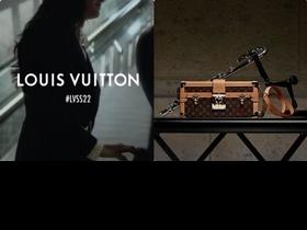 2022巴黎春夏時裝周│LV 2022 春夏大秀10/6零時差直播