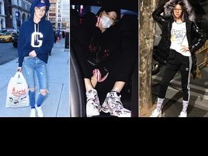 有圖有真相!5款明星都在穿的運動鞋,踏青也要時髦爆表!