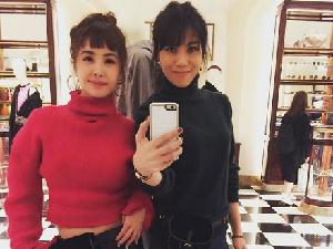 蔡依林、蔡健雅米蘭掀起閨蜜新潮流!要當潮人時尚腰包請先買起來