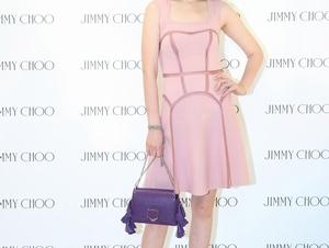 Jimmy Choo真的讓人難以抗拒!時髦貴婦Melody命定美鞋就是它