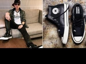 林俊傑加持才算潮鞋!日本潮牌設計注入CONVERSE經典鞋款!