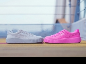 PUMA 厚底鞋粉嫩新色本週登場!沒搶到的女孩們別再錯過這一波