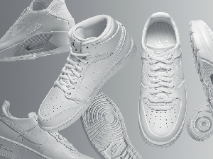 就要讓你淪陷! NIKE AIR JORDAN 一次重磅推出七款純白色鞋,將純白穿搭進行到底