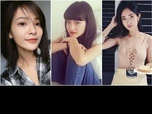 黑髮系美女盤點名!亞洲人的天生黑髮最百搭!