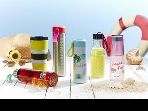 星巴克夏季主題商品上市,近40款新品要榨乾粉絲荷包