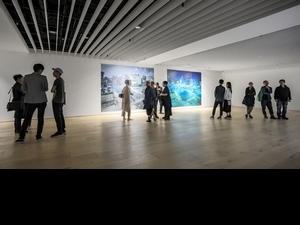 忠泰美術館首檔當代藝術展「不存在的地方」,一場關於空間與感官的辯證