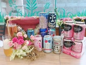 冰涼涼的必魯94讚!7-ELEVEN日韓啤酒/水果酒新品齊上市