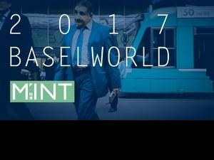 2017M'INT in Baselworld 前進巴塞爾鐘錶展!【時間篇】