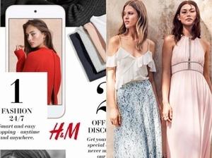 只要手指動一動!H&M網路商店登台24小時都能買
