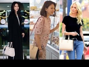 女星不怕撞包也搶揹!迪樂芬妮、時尚名媛Melody、Olivia Palermo最近都在用的人氣包款就是它