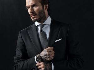 【Baselworld 2017】天生敢為——帝舵表(Tudor)宣布貝克漢擔任品牌全球代言人!