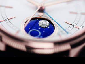 【Baselworld 2017】海使再現,月相回歸——勞力士2017巴塞爾鐘錶展新作