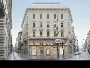 羅馬街頭與當代藝術的美麗相遇
