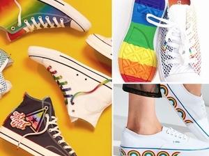 所有潮物都抹上一道彩虹!最有態度的Rainbow晉升本季時尚精摯愛單品