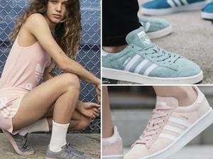 復古潮鞋你有一雙沒!愛迪達經典Campus粉嫩新色重磅回歸