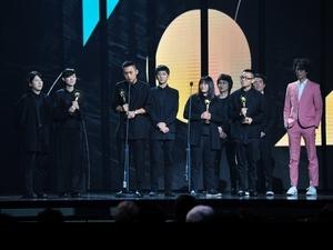 【金曲28】草東沒有派對打敗五月天 強勢奪最佳樂團、年度歌曲、新人獎