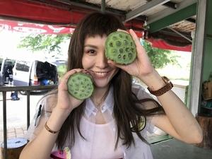 魏如昀遊台南「招蜂引蝶」 被騷擾不敢叫出聲
