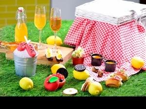夏日野餐風!W飯店與YELLOW LEMON聯手推出「檸夏」下午茶