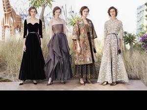 Dior 2018高級訂製服大秀  孔曉鎮、珍妮佛·勞倫斯都來了,齊賀70年里程碑!